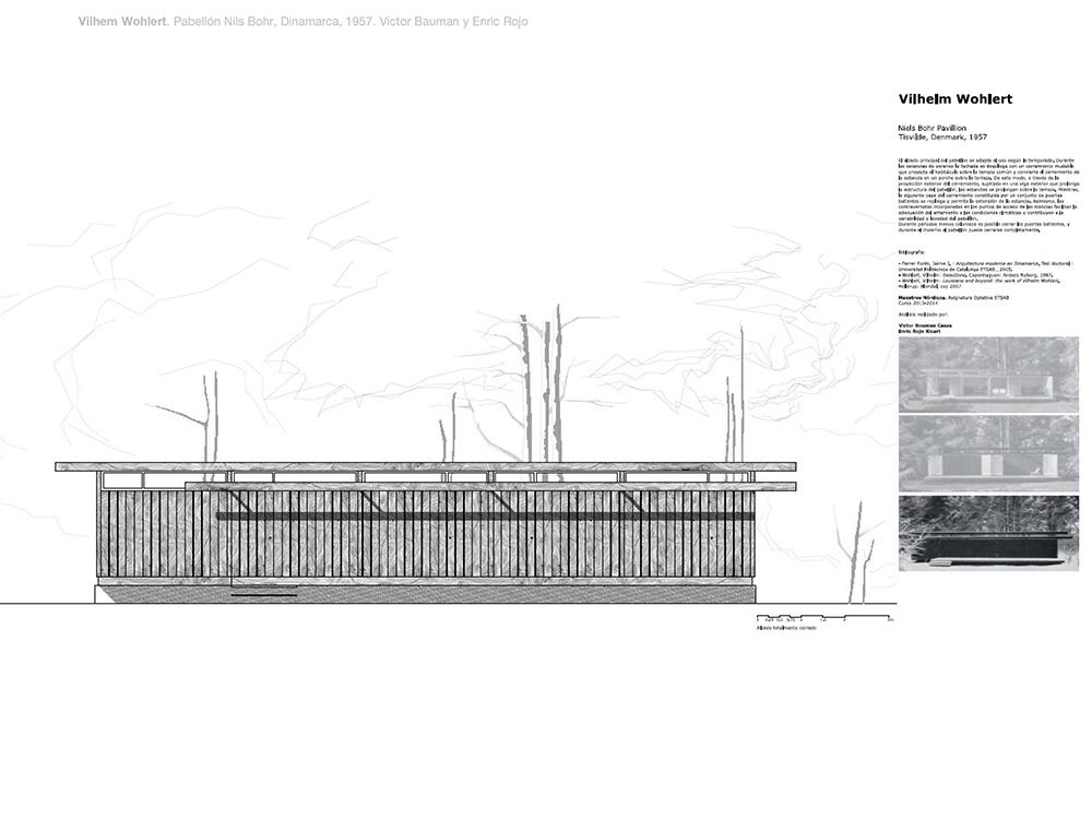 Maestros n rdicos departamento de proyectos for Asignaturas arquitectura