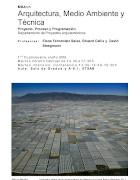 Programa ARQUITECTURA, MEDIO AMBIENTE Y TECNOLOGÍA  2019-20 - Elena Fernandez.jpg